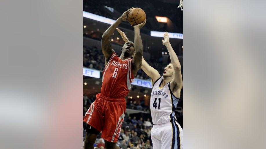 8eeac2de-Rockets Grizzlies Basketball