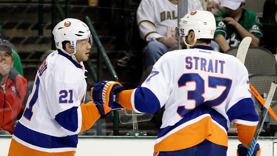 Islanders Stars Hockey