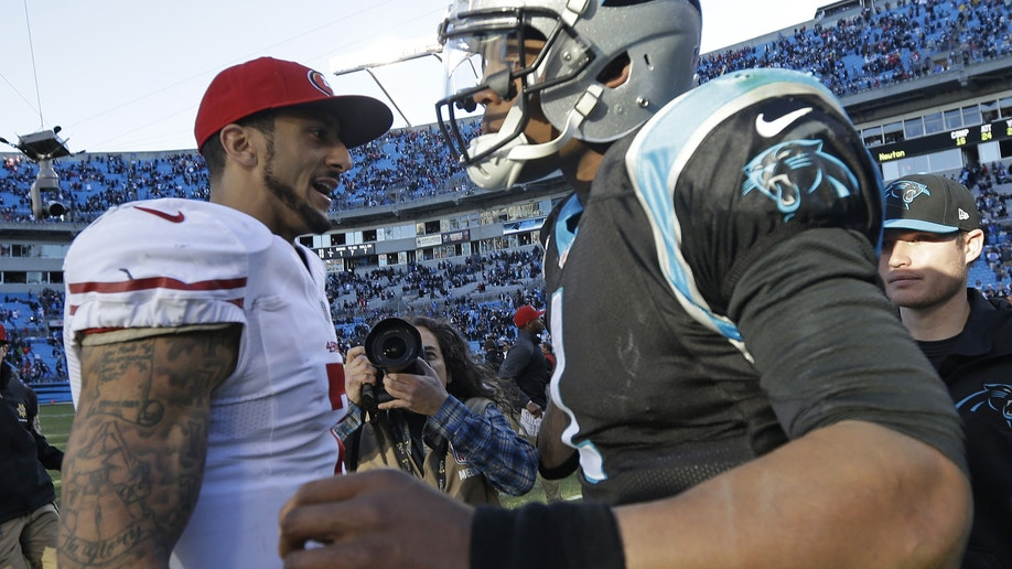 410c8377-49ers Panthers Football
