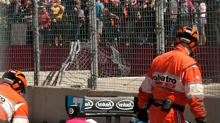 a257c5fa-IndyCar Houston Grand Prix Auto Racing