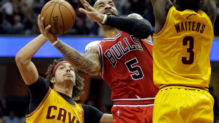 Bulls Cavaliers Basketball
