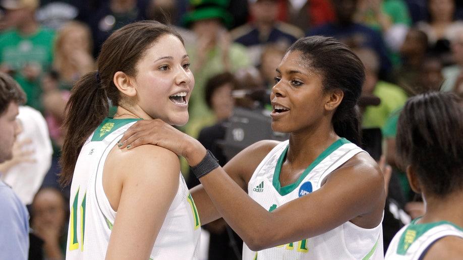 776c2f26-NCAA Duke Notre Dame Basketball