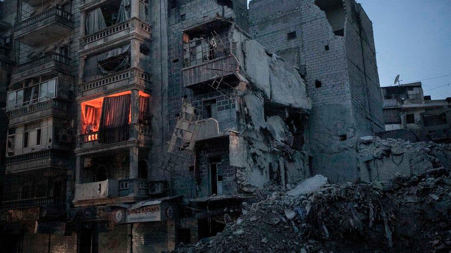 Mideast Syria Assads Air Power