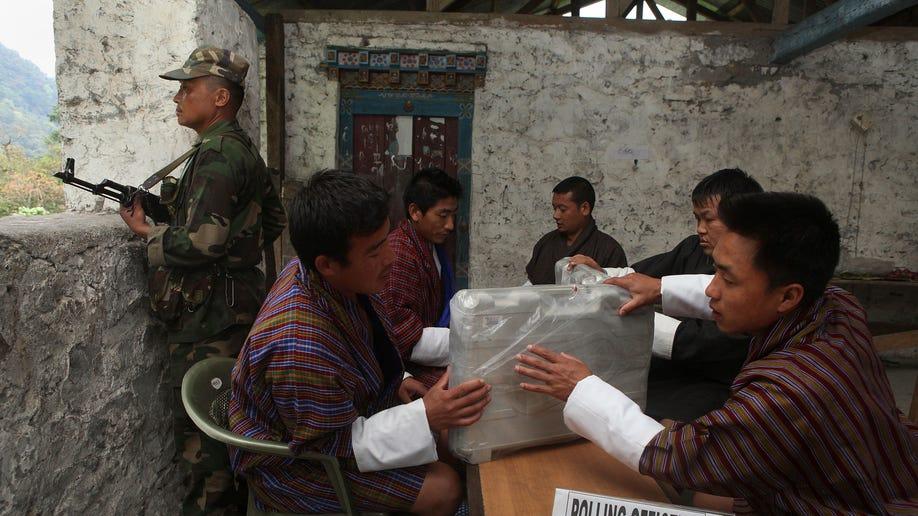 0babce93-Bhutan Election