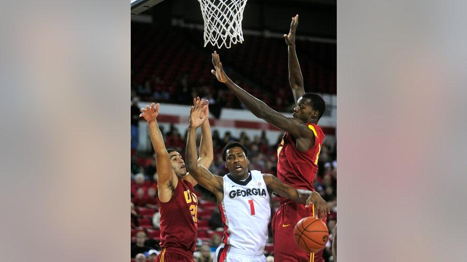 Southern Cal Georgia Basketball