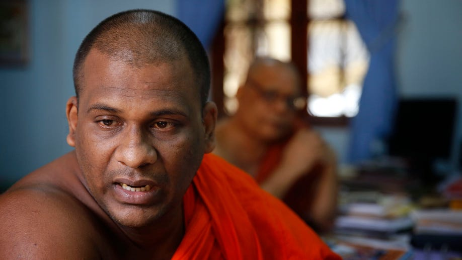 Sri Lanka Buddhist Nation