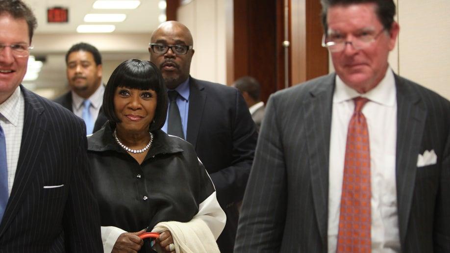 Patti LaBelle Bodyguard Trial
