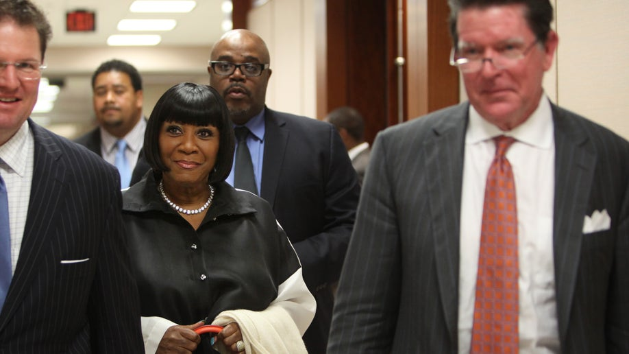 Patti LaBelle Bodyguard Trial
