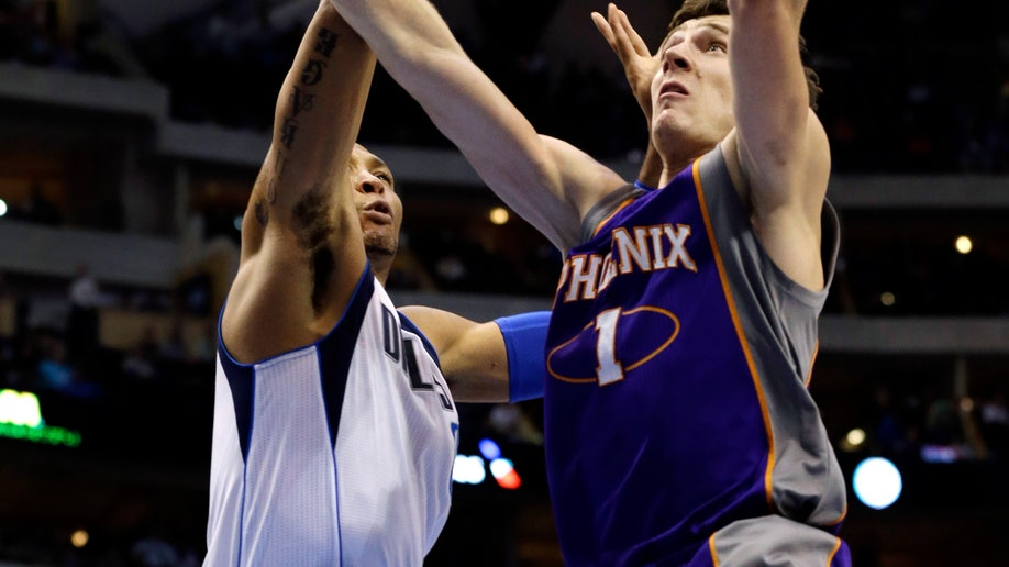 2406903c-Suns Mavericks Basketball