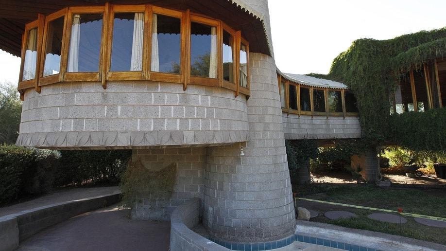 Phoenix Wright House