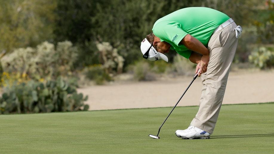 APTOPIX Match Play Golf