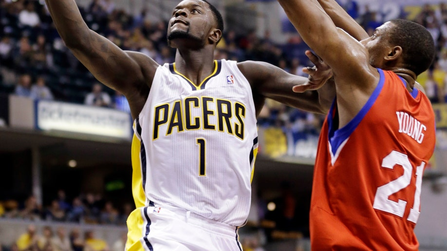76ers Pacers Basketball