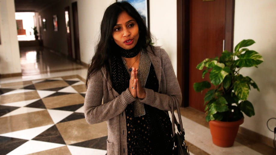 India Diplomats Arrest