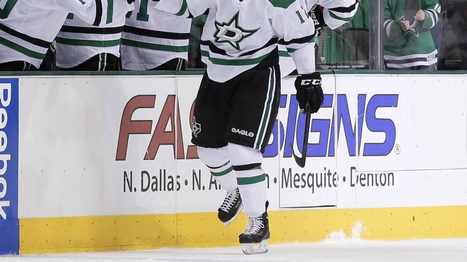 Capitals Stars Hockey