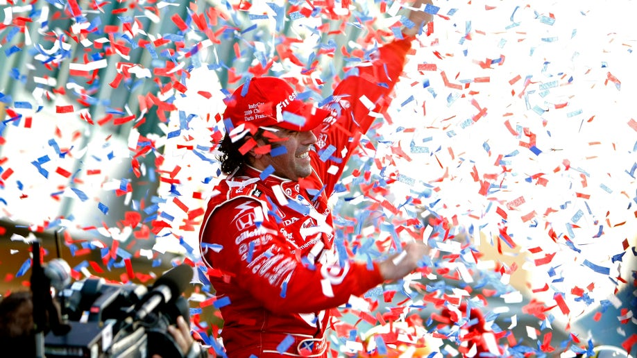 IndyCar Franchitti Retires Auto Racing