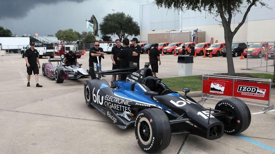 40326721-IndyCar Houston Autoracing