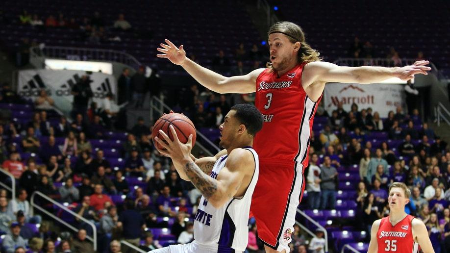 Southern Utah Weber St Basketball