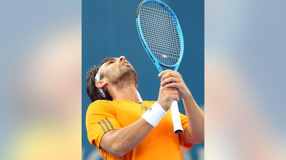 f1d0645f-Australia Brisbane International Tennis