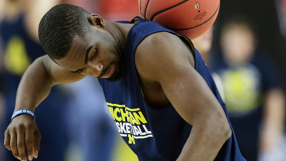 NCAA Final Four Michigan Basketball