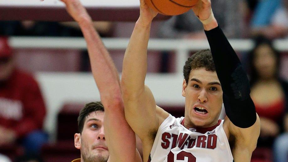 Arizona State Stanford Basketball