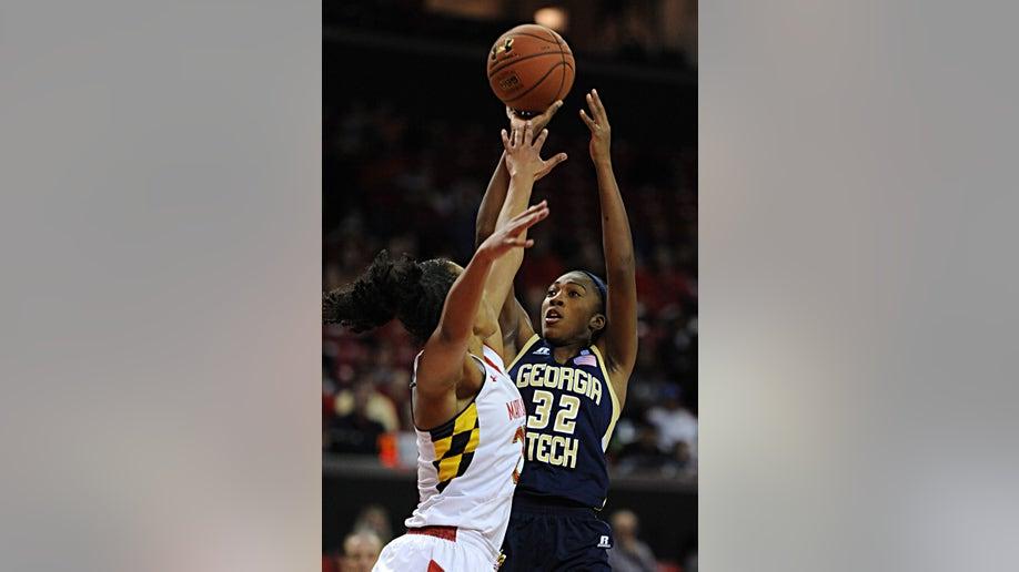 516f8fa1-Georgia Tech Maryland Basketball