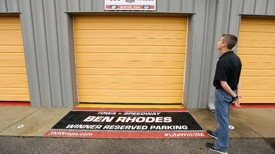School's out: NASCAR's Ben Rhodes skipping prep commencement
