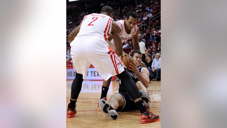 Nets Rockets Basketball