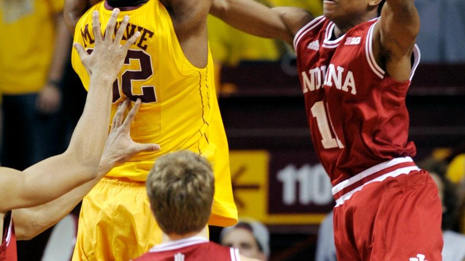 Indiana Minnesota Basketball