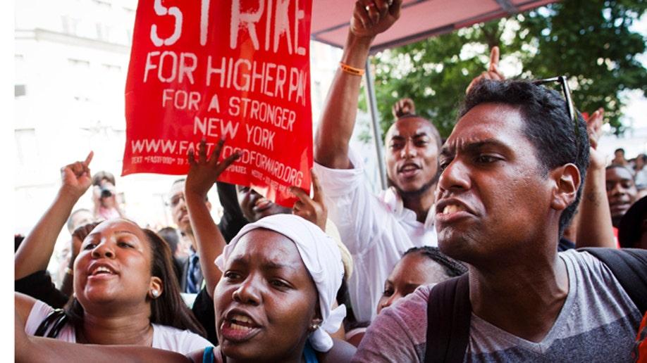 5ba3e972-Fast Food Protests