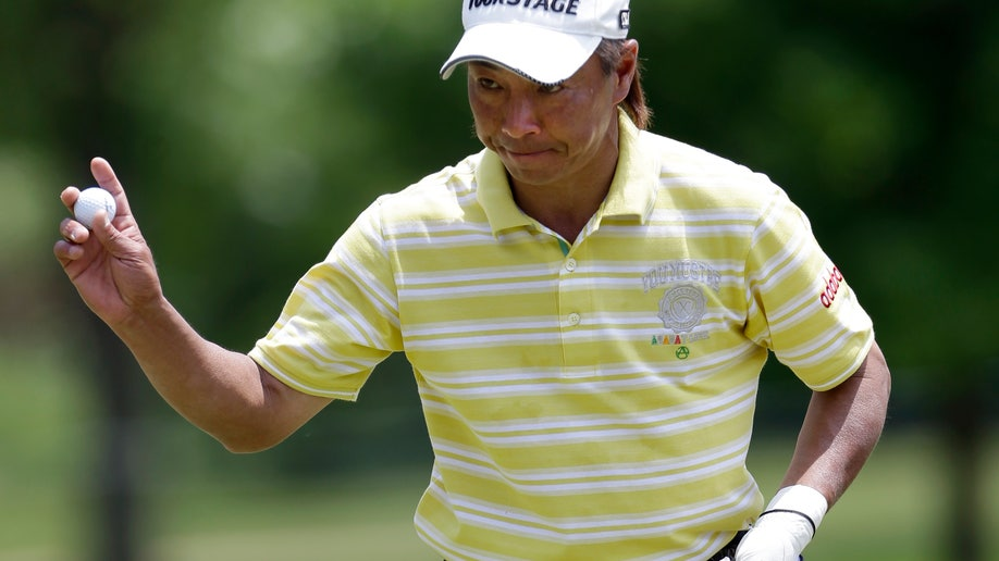 adbe312d-Senior PGA Championship Golf