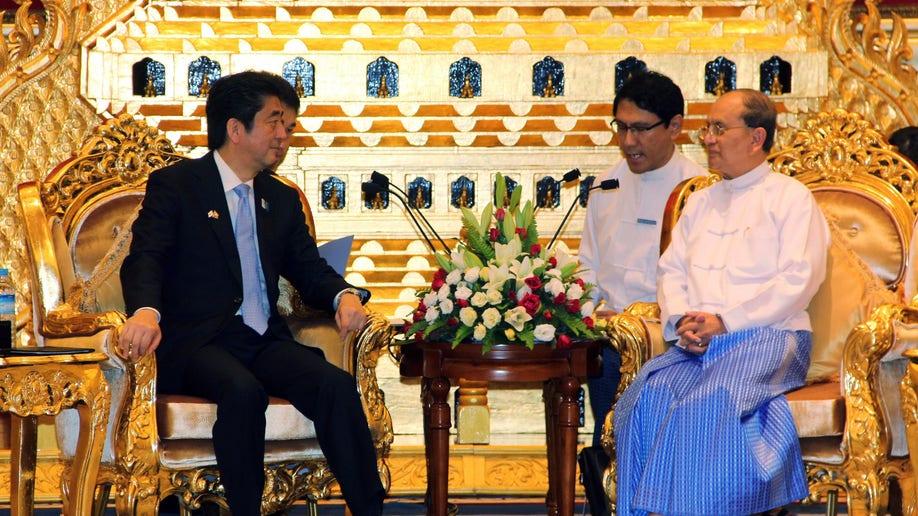 Myanmar Japan