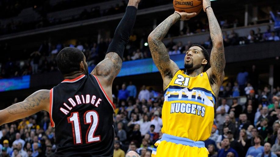 d1342383-Trail Blazers Nuggets Basketball