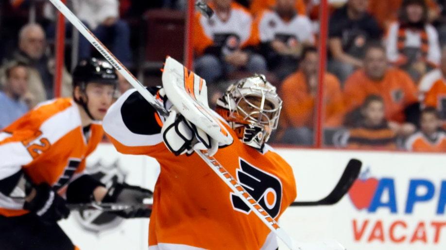 Flames Flyers Hockey