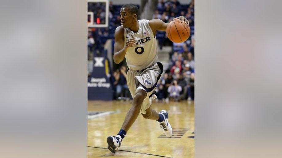 Xavier Preview Basketball