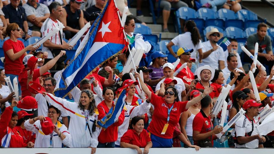 61689487-Venezuela Caribbean Series Baseball
