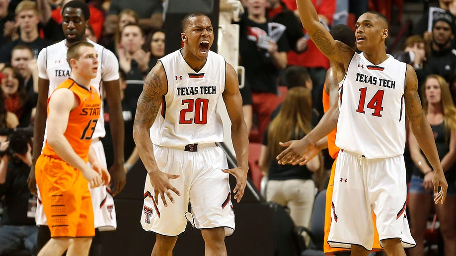 OSU Texas Tech Basketball