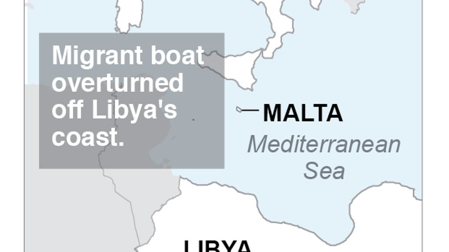 LYBIA_MIGRANTS_CAPSIZED