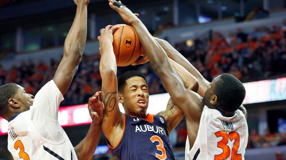 Auburn Illinois Basketball