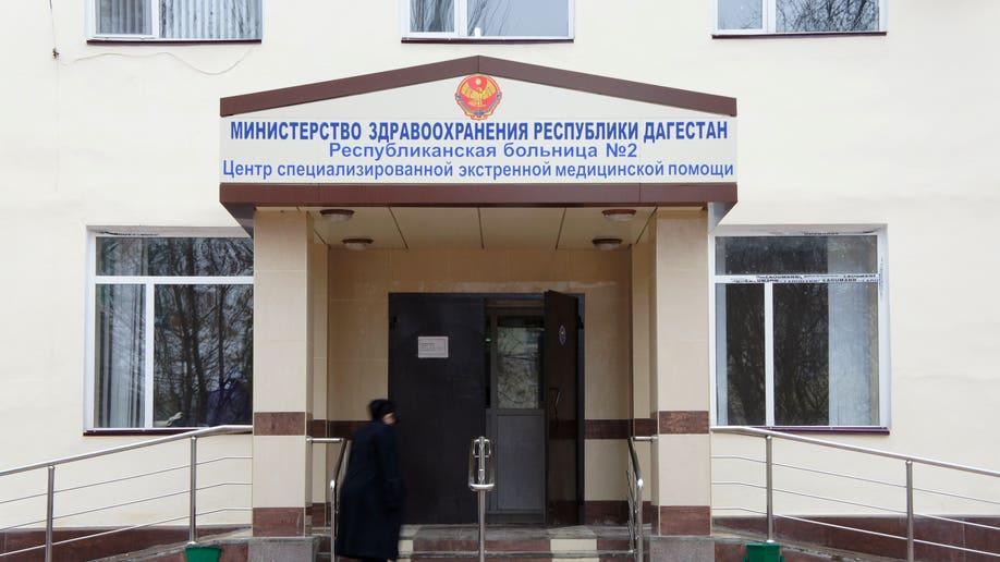65813733-Russia Dagestan Doctors