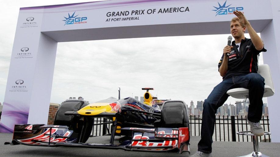 ca162085-F1 Formula One New Jersey