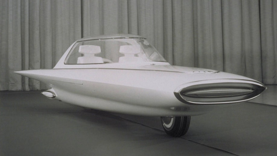 1961 Gyron Show Car