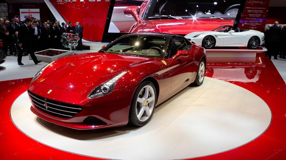 5229587d-Switzerland Geneva Auto Show