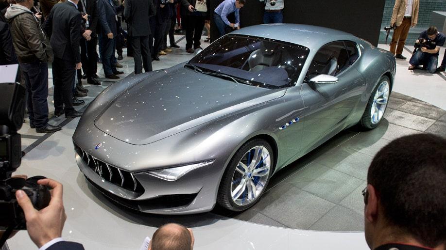 69813ec2-Switzerland Geneva Auto Show