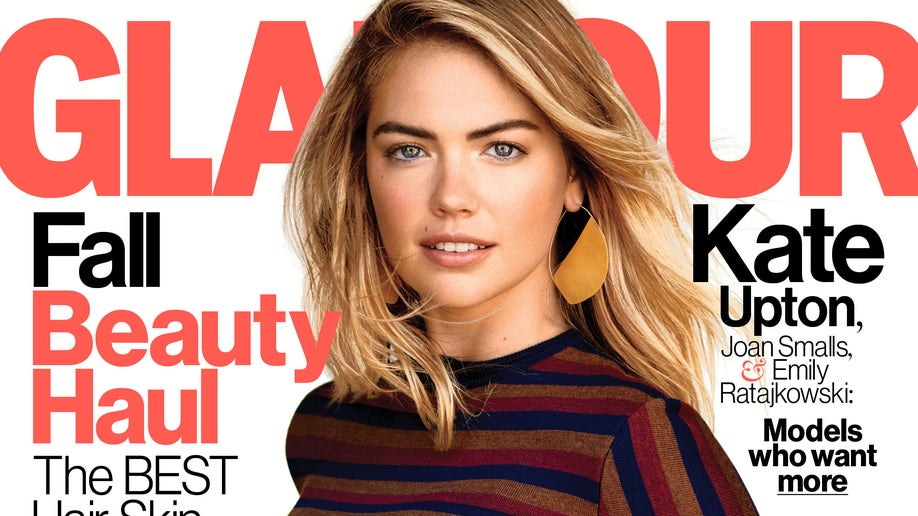 kate upton glamour carter smith
