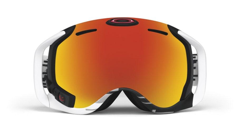 90329d596da Oakley s high-tech snow goggles glide into Sundance film festival ...