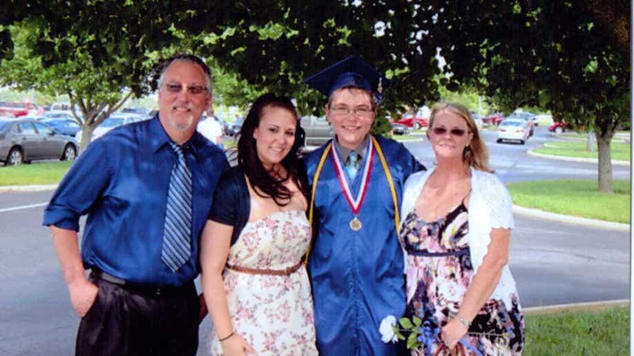 graduation jacob