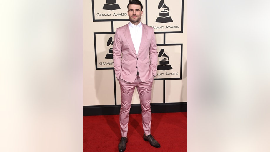 The 58th Annual Grammy Awards - Arrivals