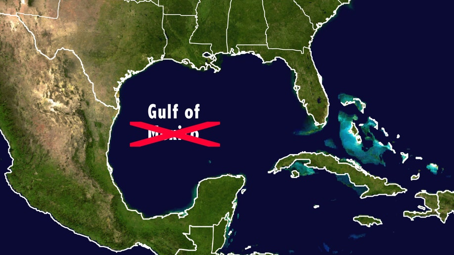 Map Of America Gulf Coast.Mississippi Bill Changes Name Of Gulf Of Mexico To Gulf Of