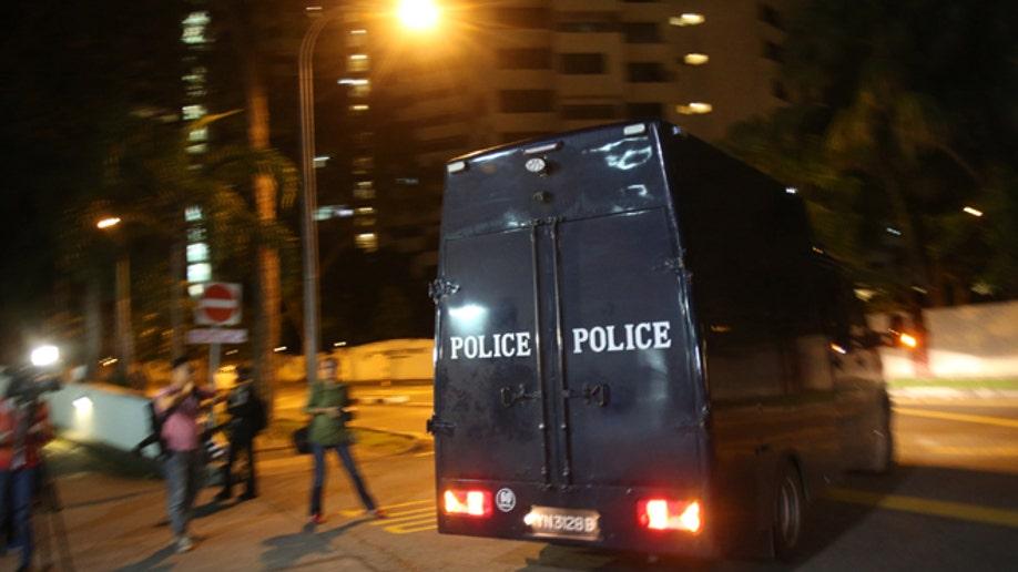 Singapore India Gang Rape