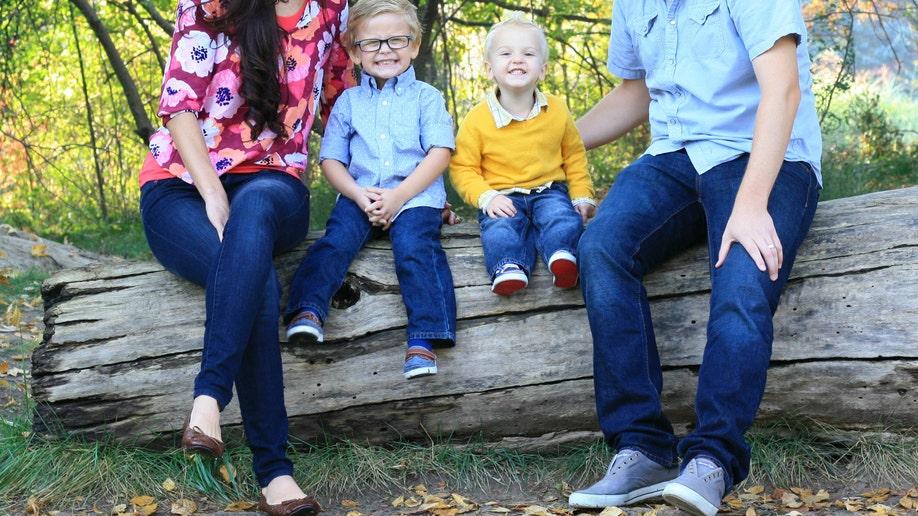 infertility announcements family - hi-res